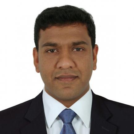 Mr. Rahul Ninan George
